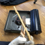 石鯛釣り用 和竿制作日誌 #2 「節抜き」「矯め木制作」